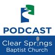 Clear Springs Baptist Church show