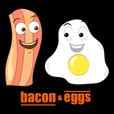 Bacon and Eggs: A Movie Review Podcast show