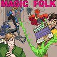 Magic Folk show