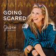 The Going Scared Podcast with Jessica Honegger show