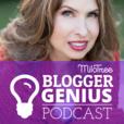 The Blogger Genius Podcast show