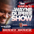 The Wayne Dupree Show show