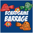 Board Game Barrage show