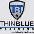 Thin Blue Training show