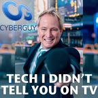 The CyberGuy Report Podcast show