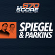 The Spiegel and Parkins Show on 670 The Score show