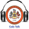Fairfax County Code Talk Podcast show