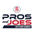 Pros and Joes with Frank Kaminsky show
