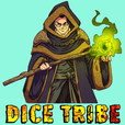 Dice Tribe - an epic D&D story show
