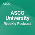 ASCO eLearning Weekly Podcasts show