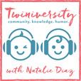 Twiniversity Podcast with Natalie Diaz  show