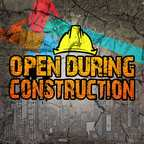 Open During Construction show