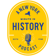 A New York Minute In History show