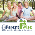 Parent Wise with Monica Irvine show