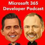 Microsoft 365 Developer Podcast show