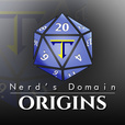 Nerds' Domain - Origins show