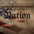 How to Build a Nation in 15 Weeks show
