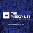 The Weekly List show