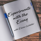 I Learn To Write By Writing and Experiments with the Essay show