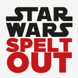 Star Wars Spelt Out show