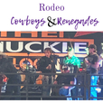 Rodeo Cowboys & Renegades show