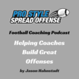 Pro Style Spread Offense show