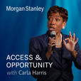 Access and Opportunity with Carla Harris show