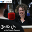 Write On with Vanda Symon show