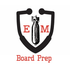 Emergency Medicine Board Bombs show