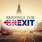 Podcast – Briefings For Brexit show