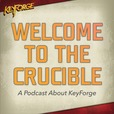 Welcome To The Crucible | A Podcast About KeyForge show