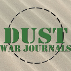 Dust War Journals – A Dust 1947 podcast show