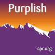 Purplish show