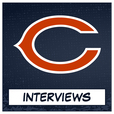Chicago Bears Interviews show