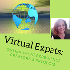 Virtual Expats (formerly 'Over There' & 'Armchair Expat') show
