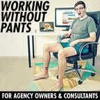 Working Without Pants - Creative Entrepreneurship show