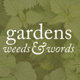 Gardens, weeds and words show