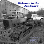Welcome To The Junkyard show