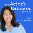The Actor's Resource podcast with Alya Lei show
