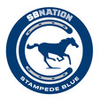 Stampede Blue: for Indianapolis Colts fans show