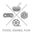 Food, Games, Fun show