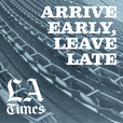 Arrive Early, Leave Late show