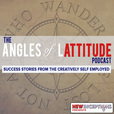 The Angles of Lattitude Podcast: Learn from the Successes of the Creatively Self Employed show