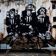 Three Wise Monkeys Podcast show