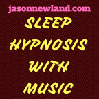Sleep hypnosis with music show