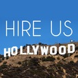 Hire Us Hollywood show