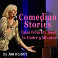Comedian Stories show