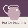 Tea for Teaching show