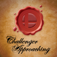 Challenger Approaching show