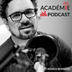 L'Académie du podcast avec Marco Bernard, formateur en podcasting show